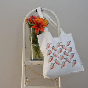 Tote-KingfisherTan