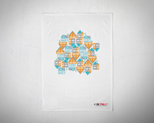 Tea-Towels-Houses